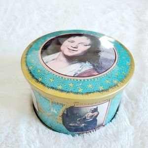 Vintage Rembrandt can from Paris
